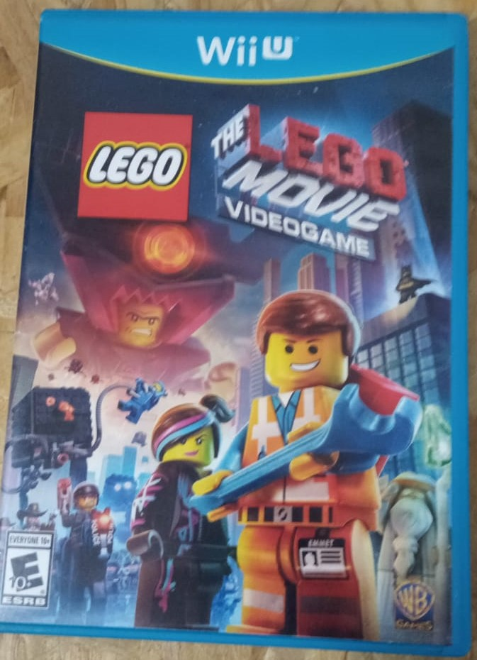 The LEGO Movie Videogame - USADO - Nintendo Wii U