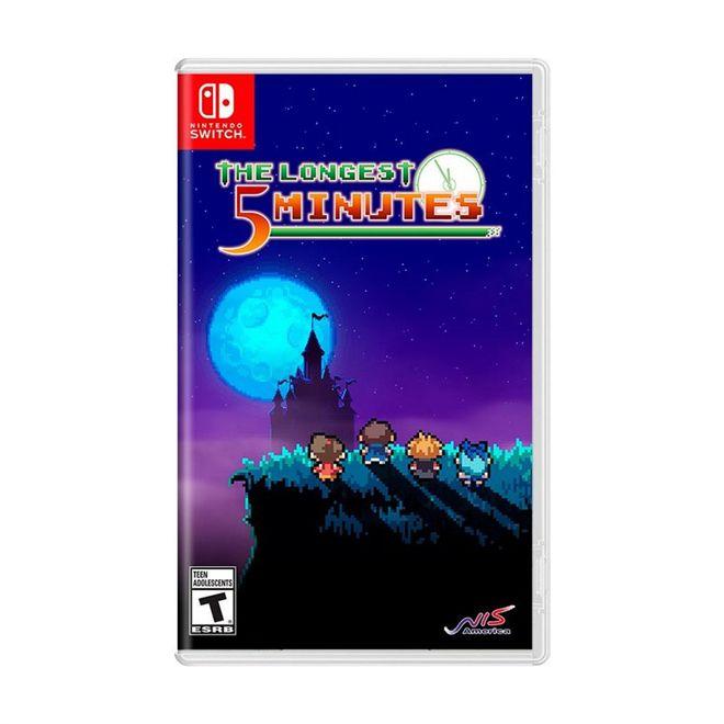 The Longest Five Minutes - Nintendo Switch