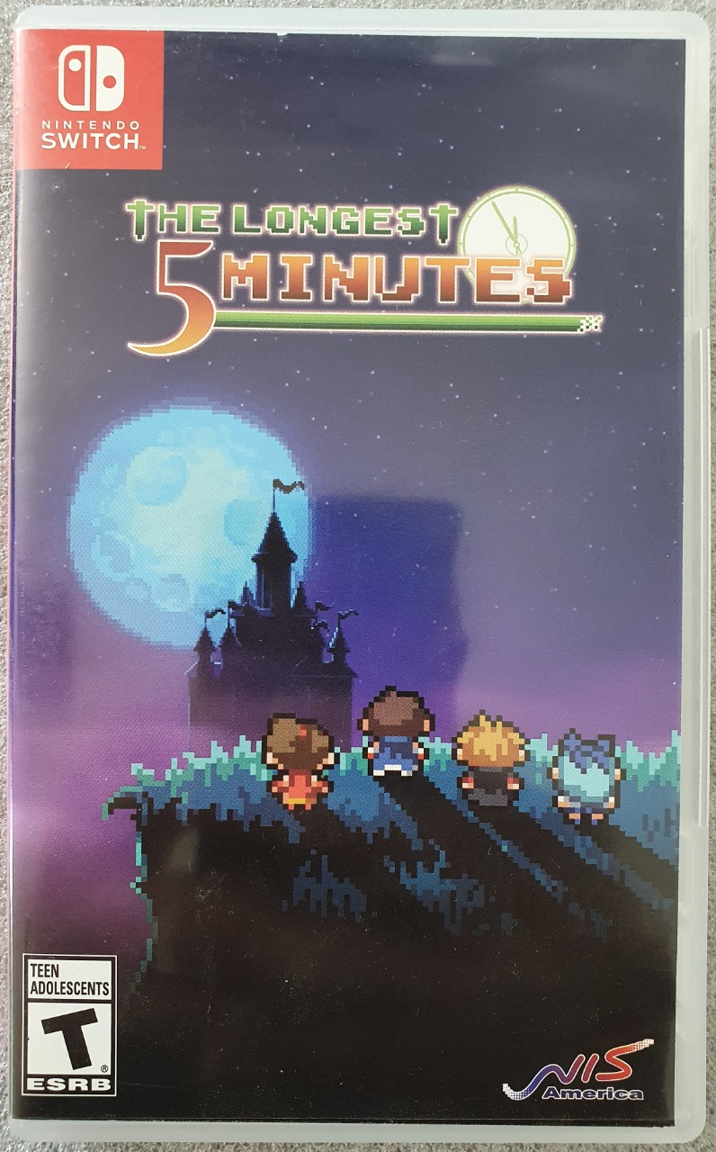 The Longest Five Minutes - Usado - Nintendo Switch