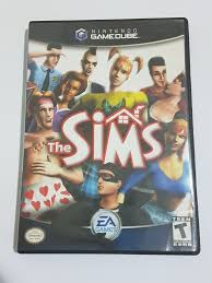 The Sims USADO - Nintendo Gamecube