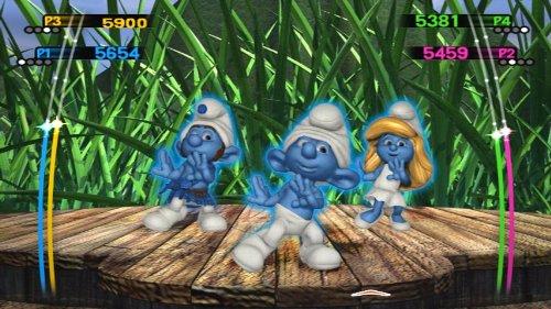 The Smurfs Dance Party - Usado - Nintendo Wii