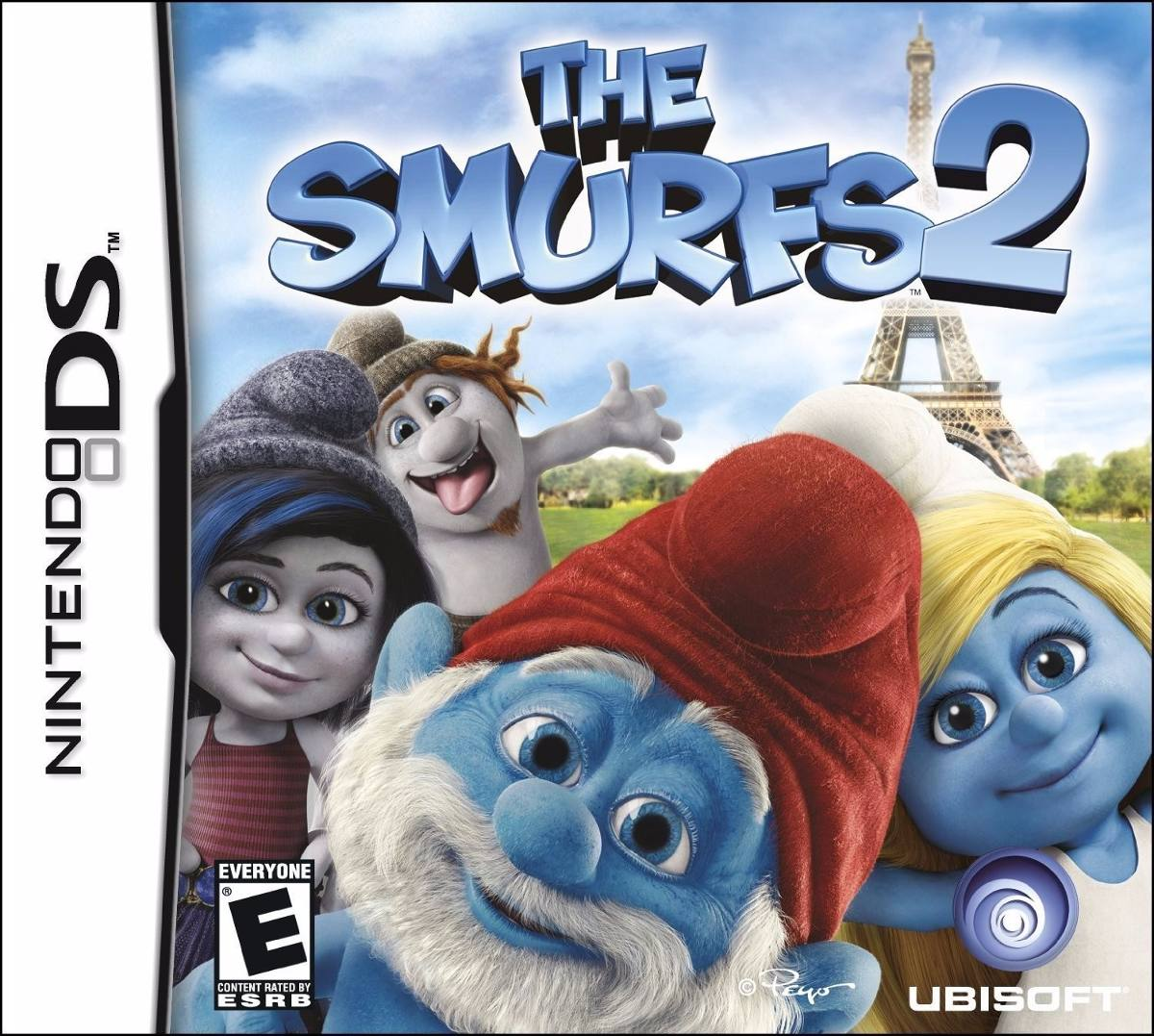 The Smurfs (USADO) - Nintendo DS