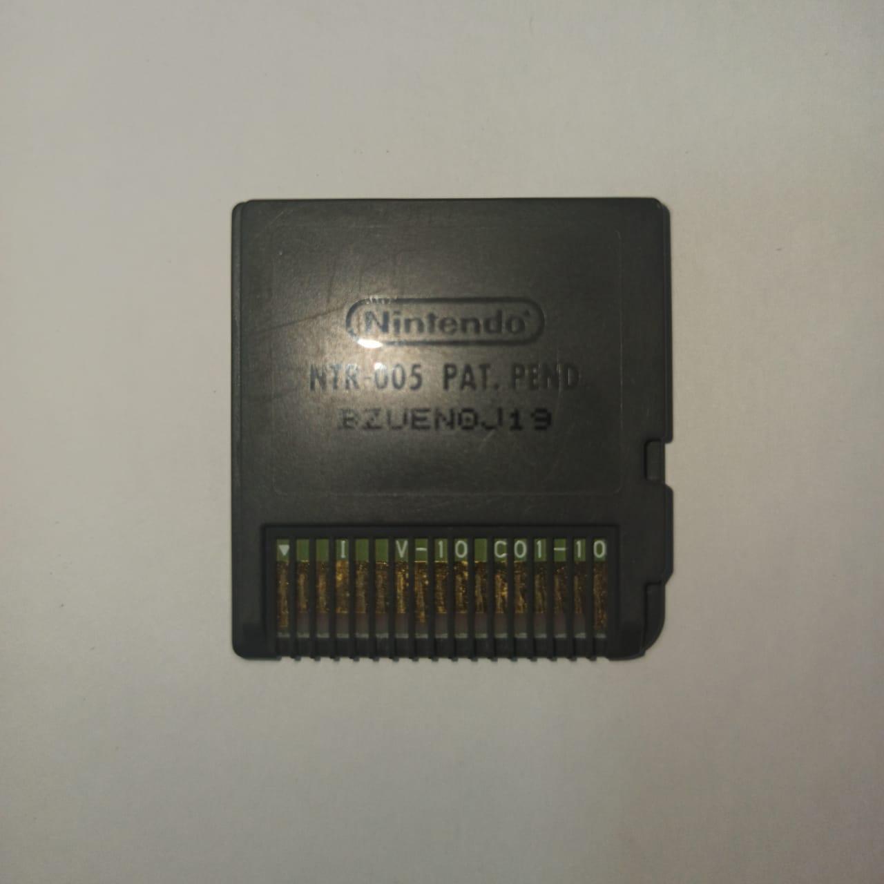 The Smurfs - Usado - Nintendo DS
