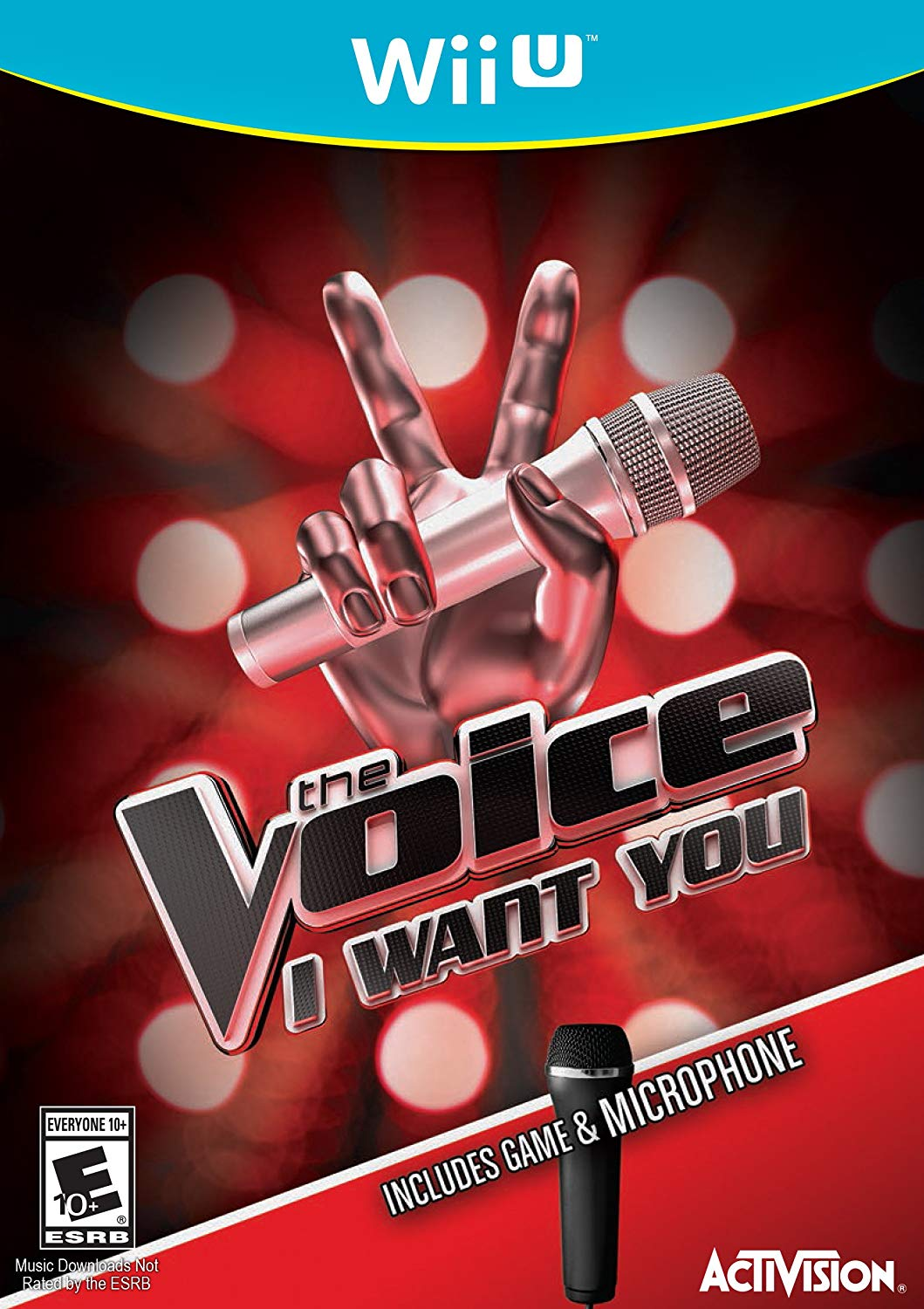 The Voice: I Want You - Wii U
