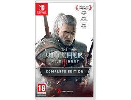 The Witcher Wild Hunt III - Nintendo Switch