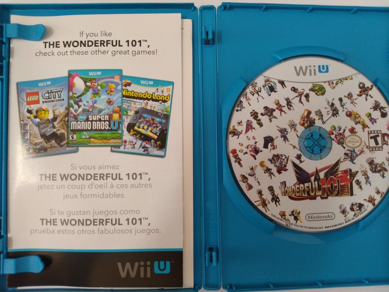 The Wonderful 101 - USADO - Nintendo Wii U