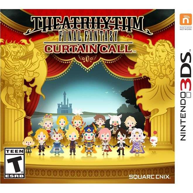 Theatrhythm Final Fantasy Curtain Call - 3Ds