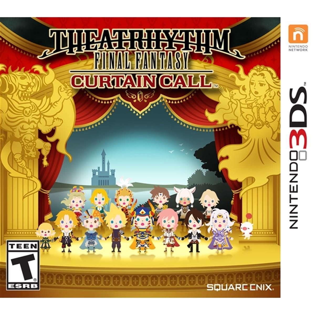 Theatrhythm Final Fantasy Curtain Call Limited Edition - 3Ds
