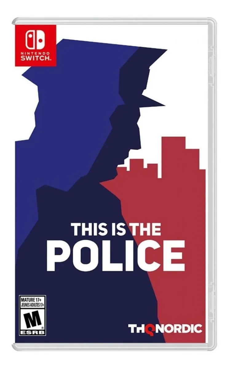 This is Police - Nintendo Switch