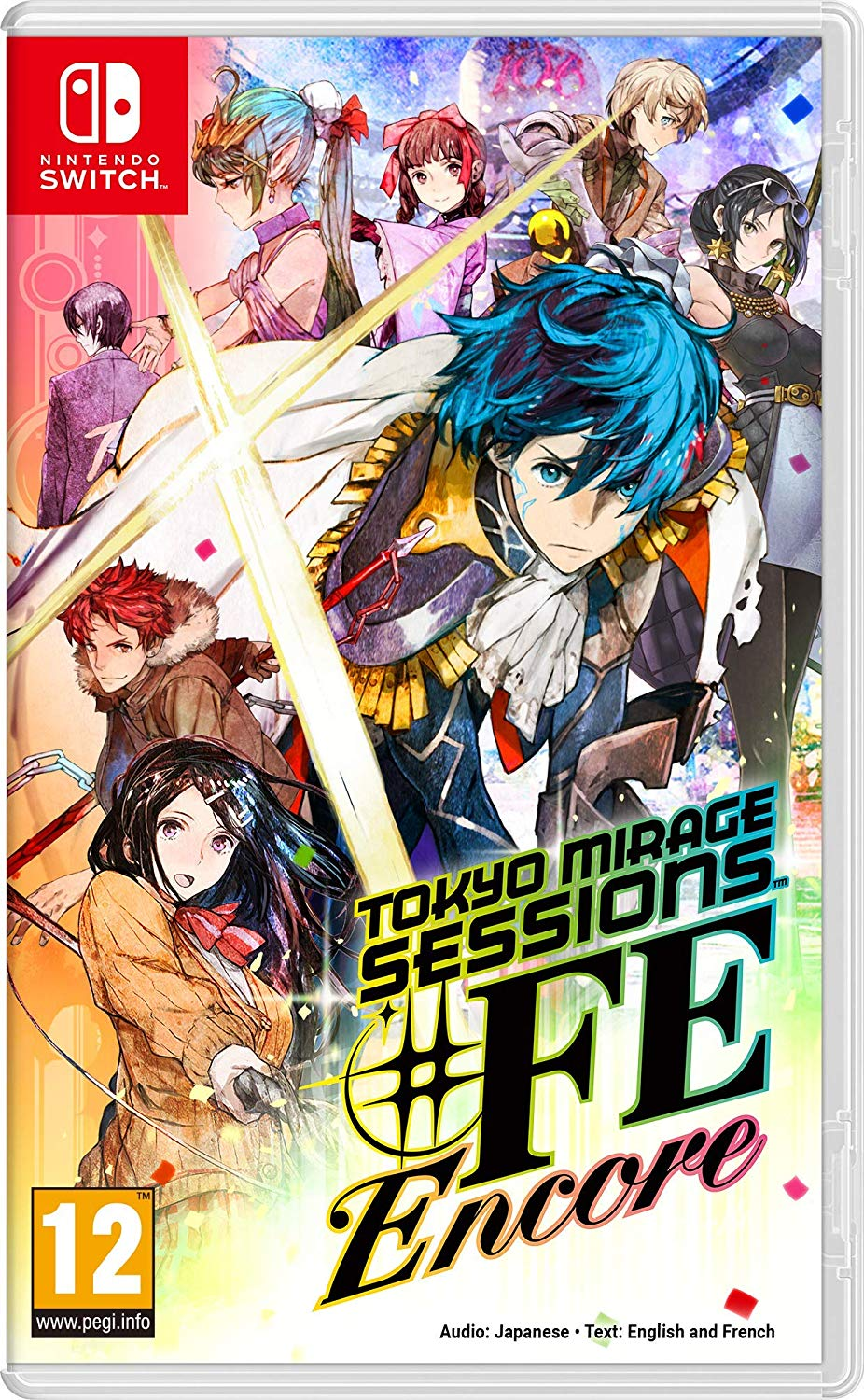 Tokyo Mirage Sessions #FE Encore - Nintendo Switch - ENVIO INTERNACIONAL