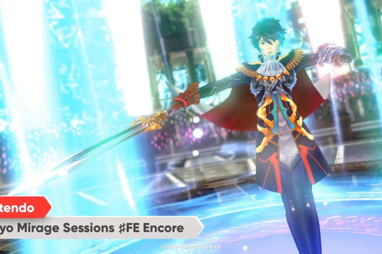 Tokyo Mirage Sessions #FE Encore - Nintendo Switch - ENVIO INTERNACIONAL