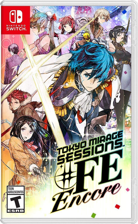 Tokyo Mirage Session #FE Encore - Nintendo Switch - RESERVA