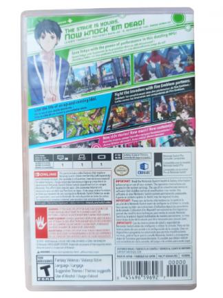 Tokyo Mirage Sessions #FE Encore - Nintendo Switch - Usado