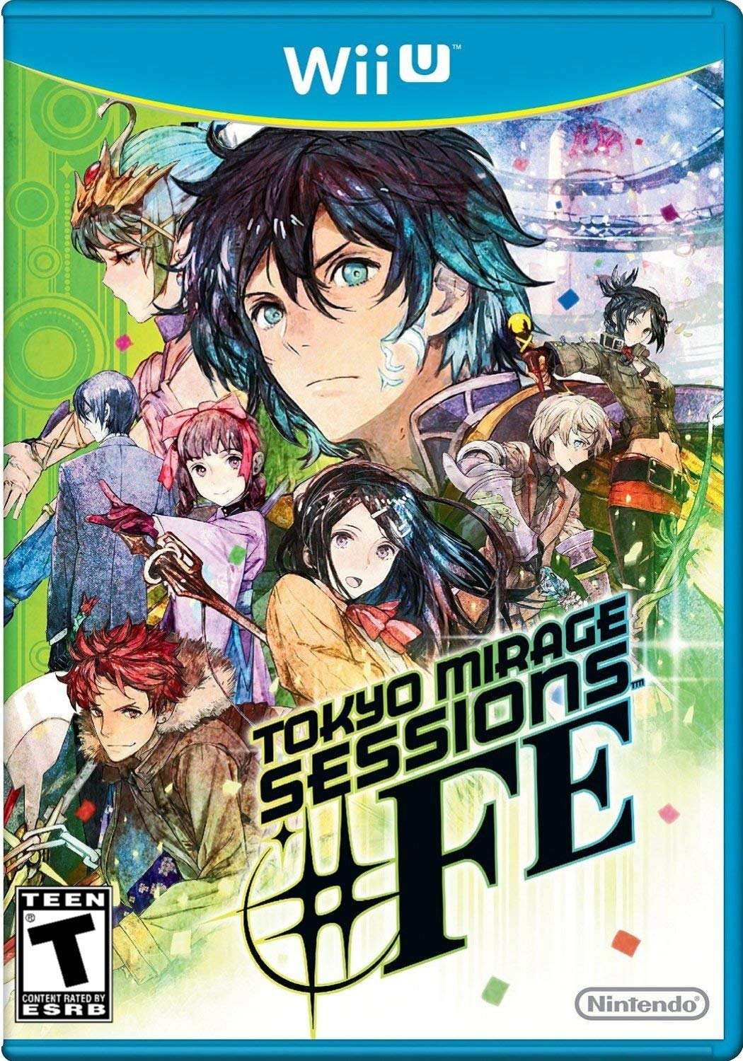 Tokyo Mirage Sessions - Wii U