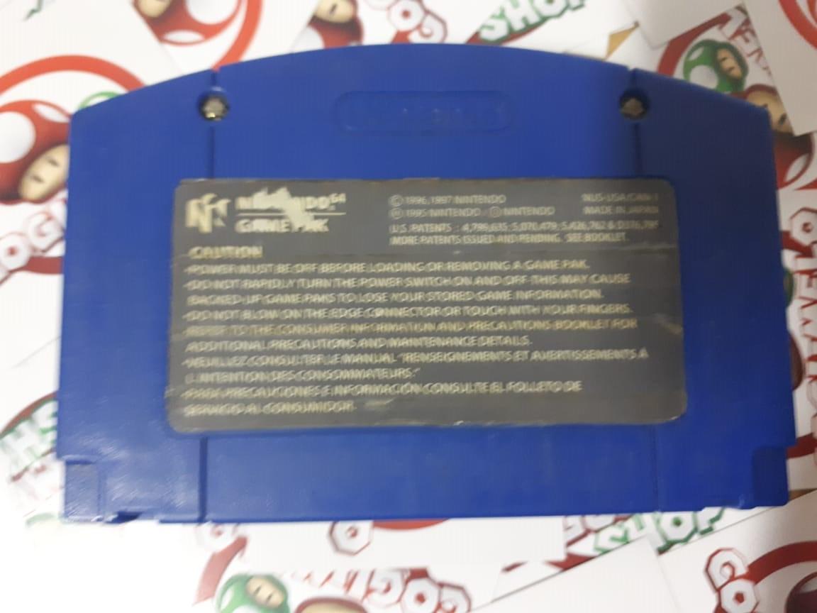 Tony Hawk's Pro Skater - USADO - Nintendo 64