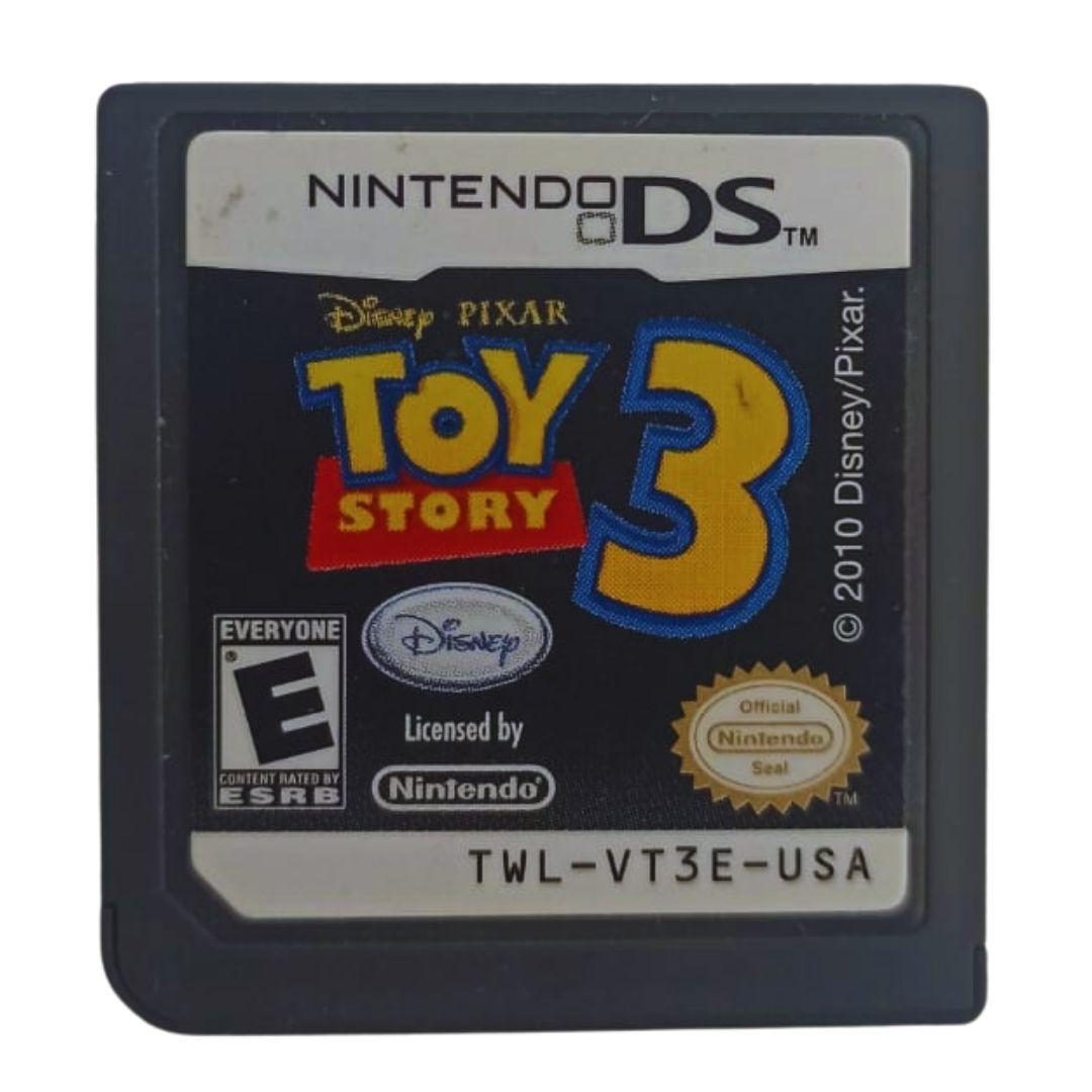 Toy Story 3 - Nintendo DS - Usado - Cartucho