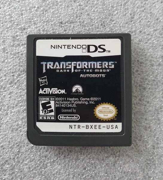 Transformers Dark of the Moon  - Cartucho - Nintendo DS - Usado
