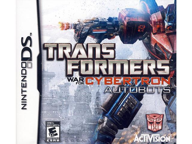 Transformers  War for Cybertron Autobots (USADO) - Nintendo DS