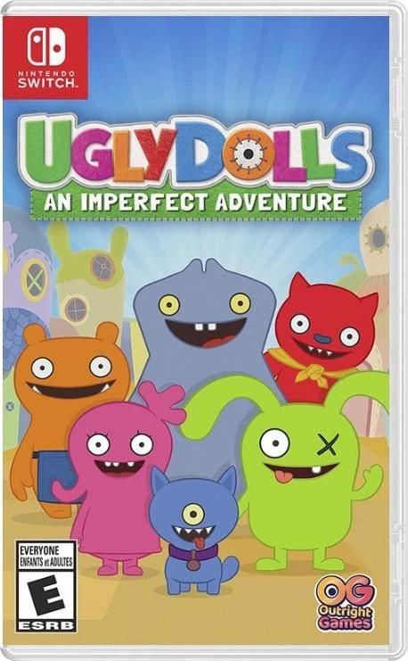 UglyDolls: An Imperfect Adventure - Nintendo Switch