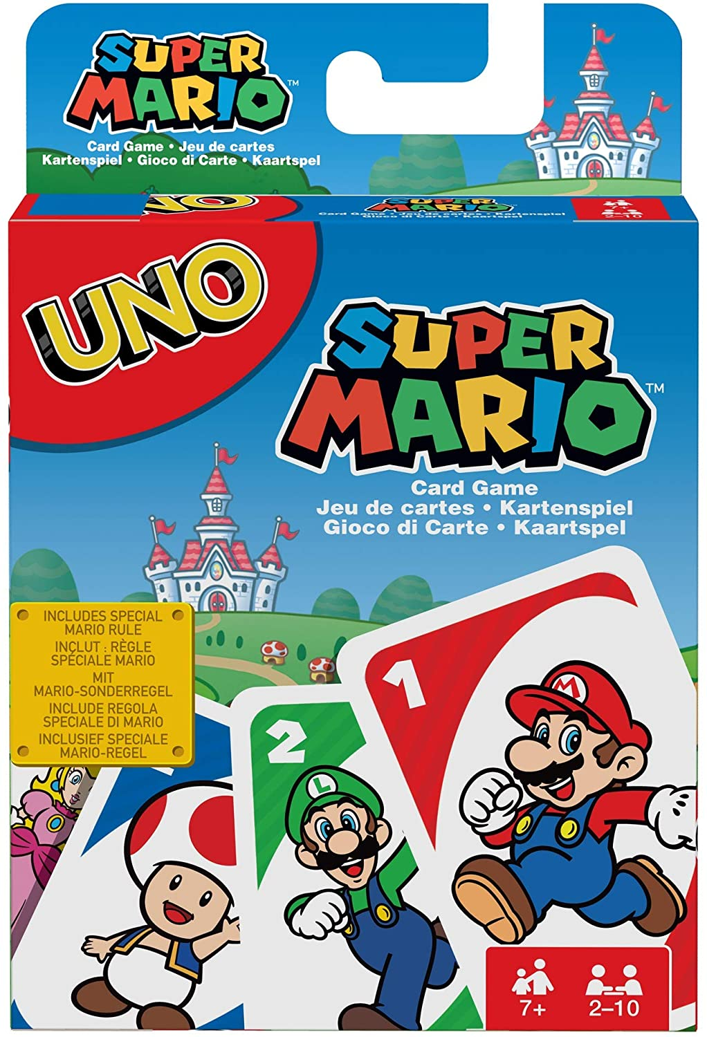 Uno Super Mario Bros  (Envio Internacional) - Nintendo Switch