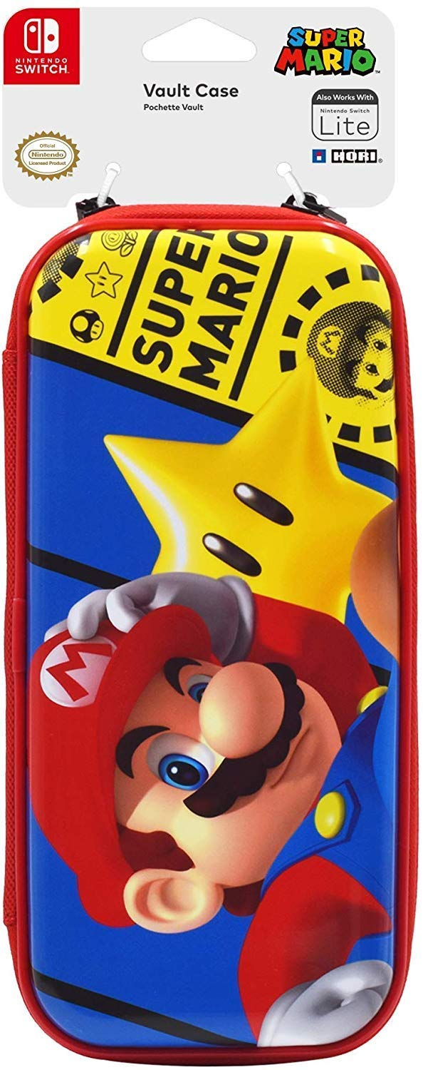 Vault Case Hori Mario - Nintendo Switch