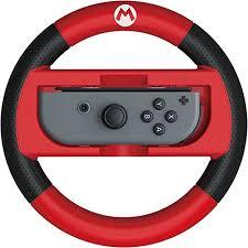 Volante De Corrida Mario Kart Hori Mario - Nintendo Switch
