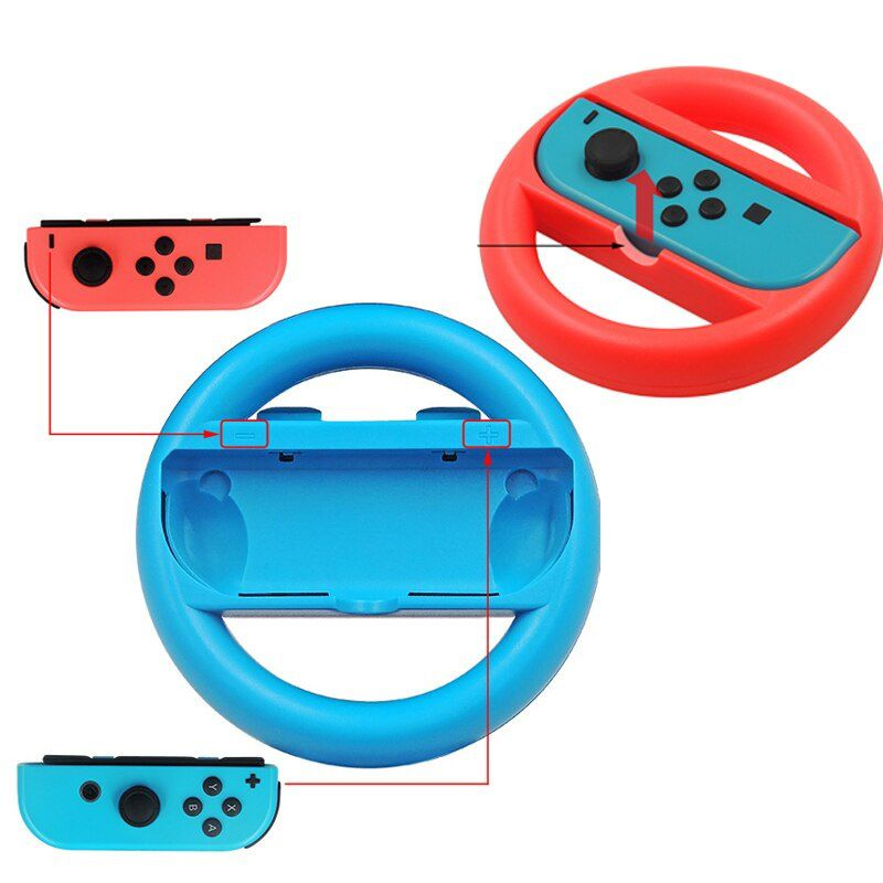 Volante Joy-Con - Nintendo Switch - Envio Internacional