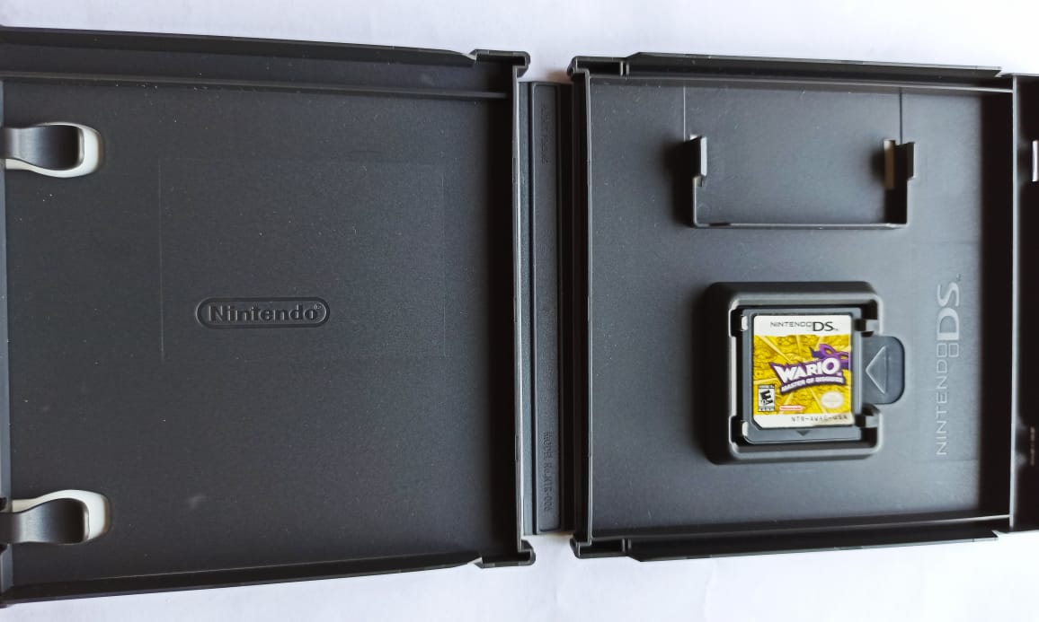 Wario: Master of Disguise - USADO - Nintendo DS