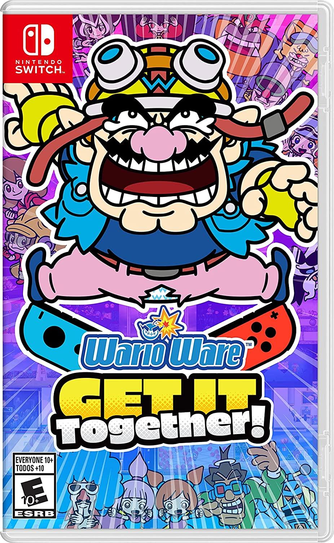 WarioWare: Get It Together! - Nintendo Switch - Pré Venda
