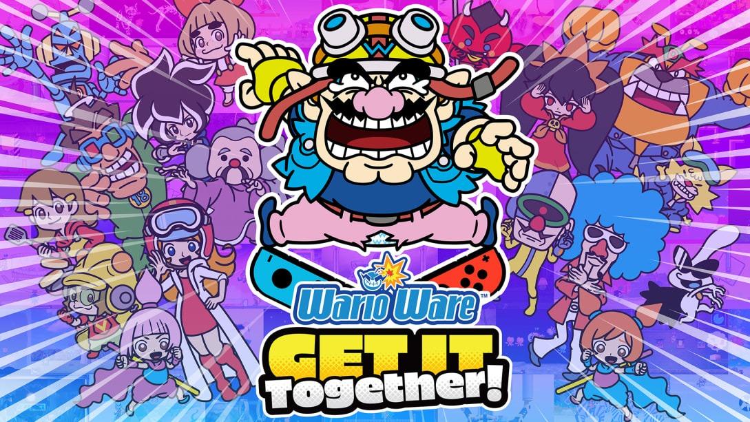 WarioWare: Get It Together! - Nintendo Switch - Pré Venda - LISTA DE ESPERA