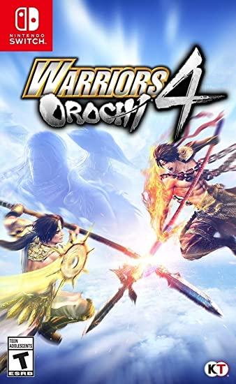 Warriors Orochi 4 - Nintendo Switch
