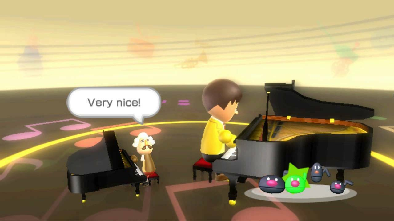 Wii Music Exclusivo Para Nintendo Wii - USADO - Wii