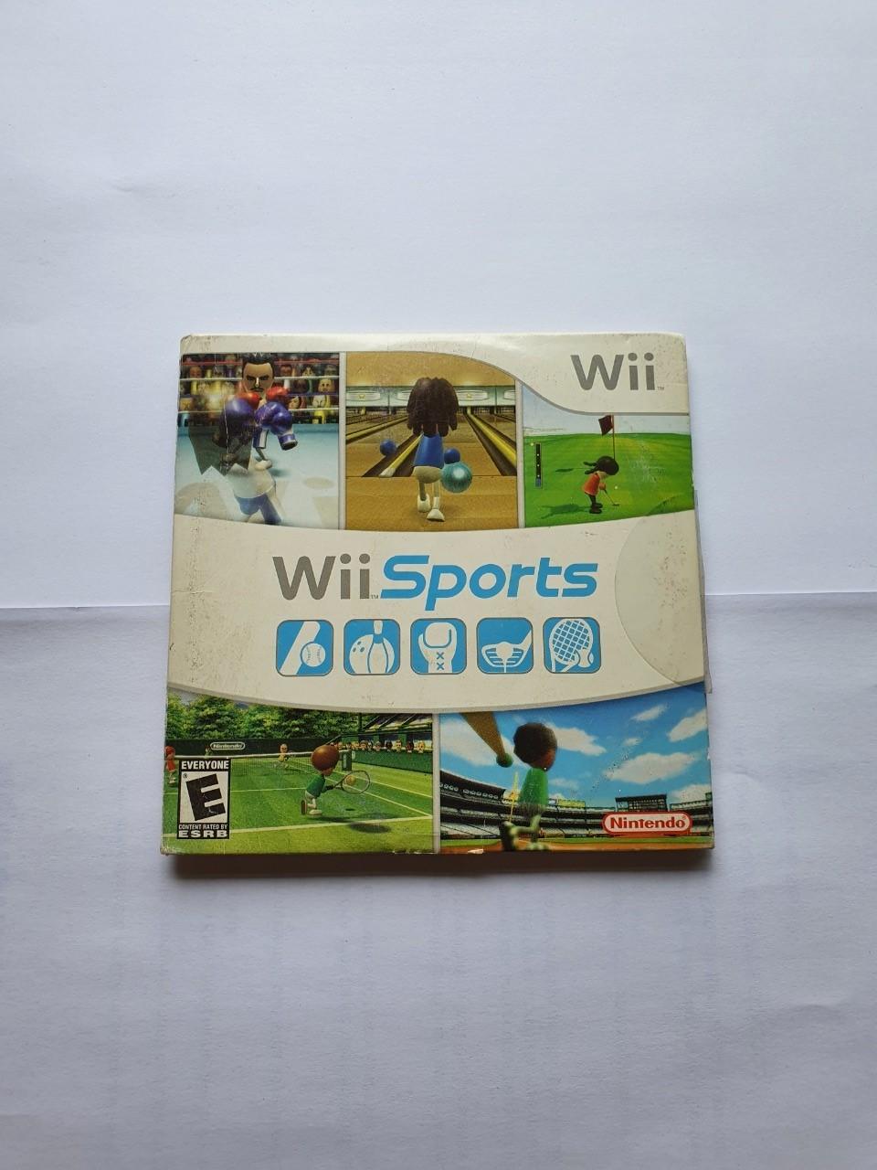 Wii Sports - Usado - Wii