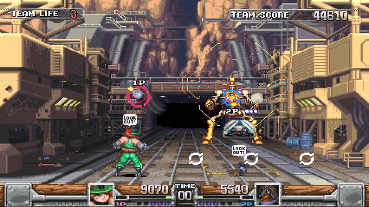 Wild Guns Reloaded - Nintendo Switch