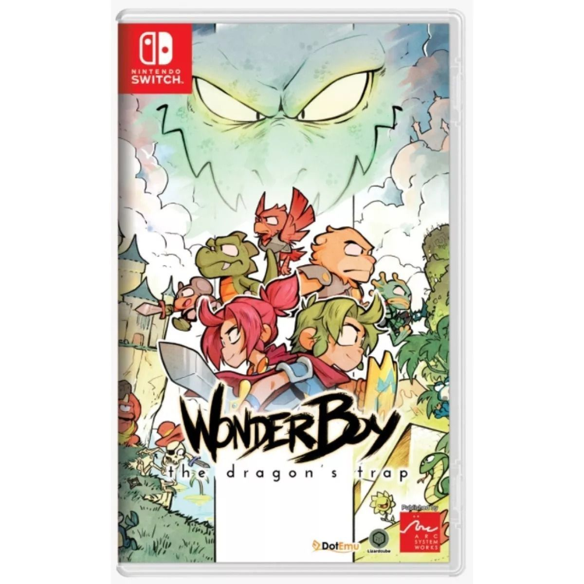 Wonder Boy: The Dragon's Trap - Nintendo Switch
