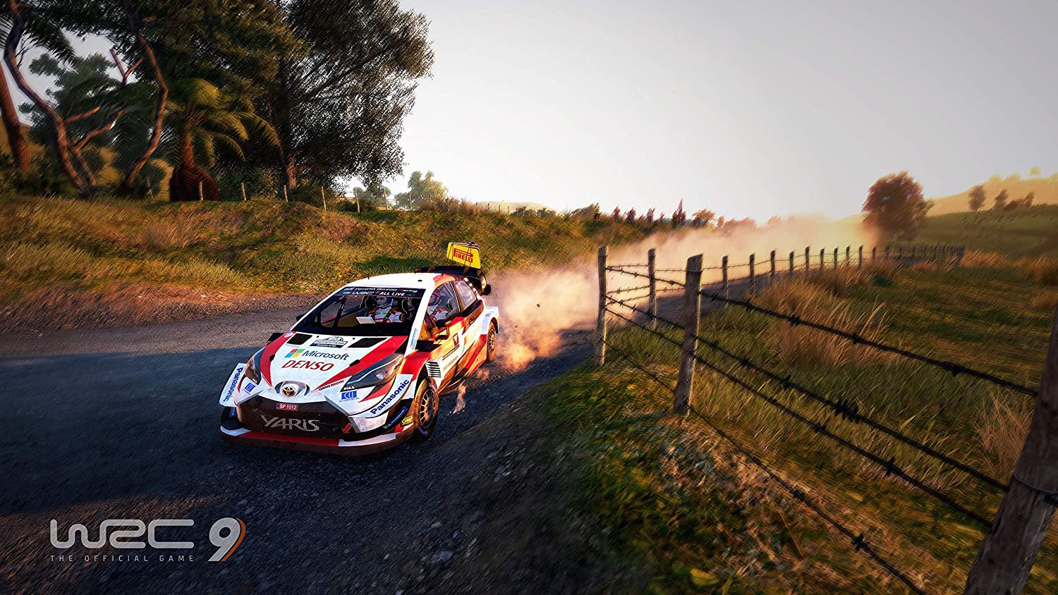 WRC 9: The Official Game - Nintendo Switch