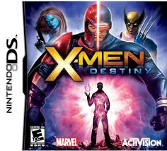 X-Men Destiny (USADO) - Nintendo DS