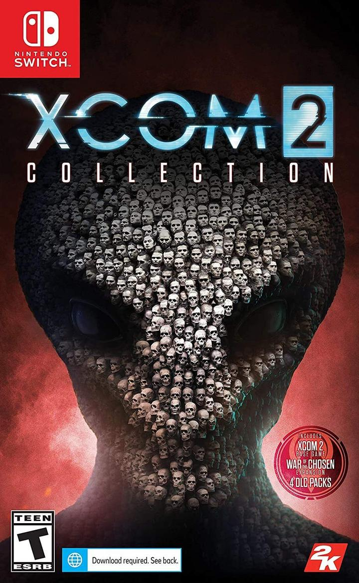XCOM 2 Collection - Nintendo Switch - Envio Internacional