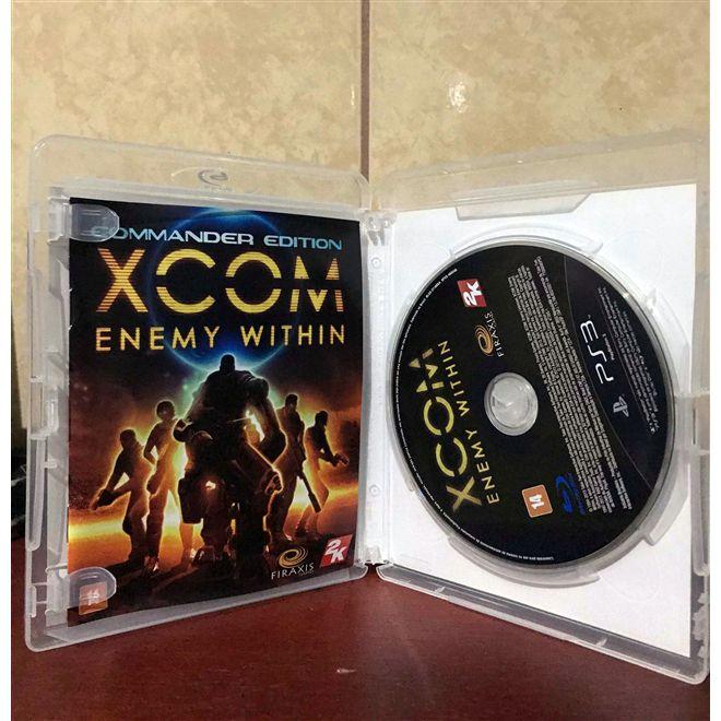 XCOM Enemy Within - PS3 - USADO