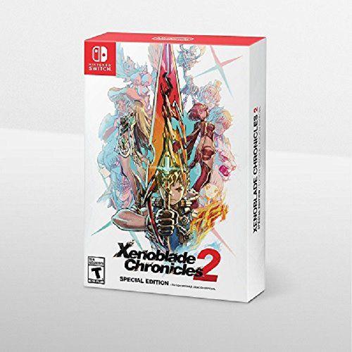 Xenoblade Chronicles 2 Edição Especial - Nintendo Switch