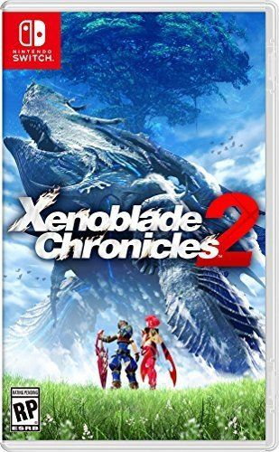 Xenoblade Chronicles 2 - Nintendo Switch - Midia Fisica