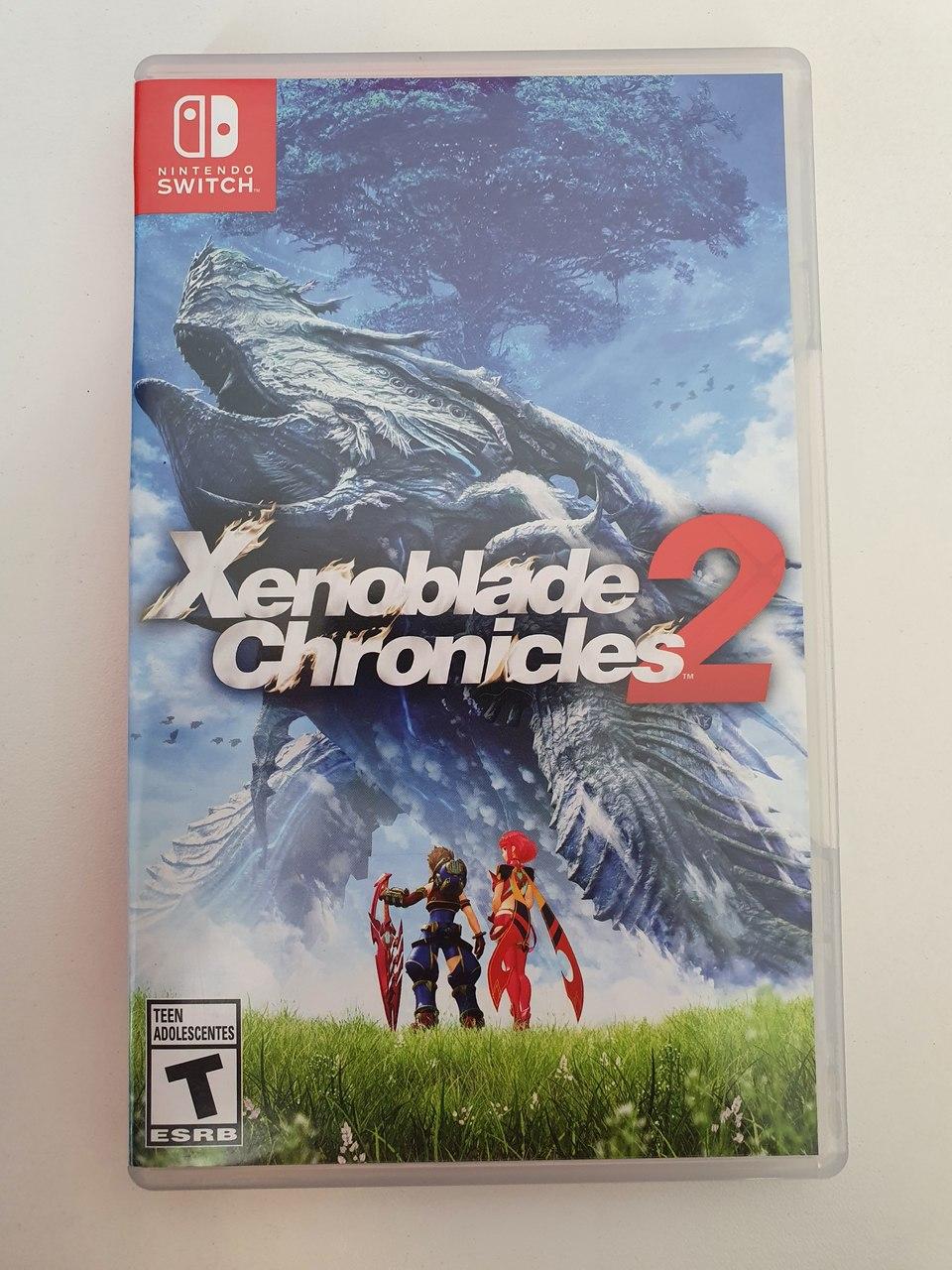 Xenoblade Chronicles 2 - Nintendo Switch - Usado