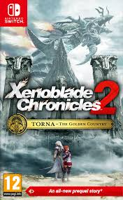 Xenoblade Chronicles 2: Torna ~ The Golden Country - Nintendo Switch - USADO