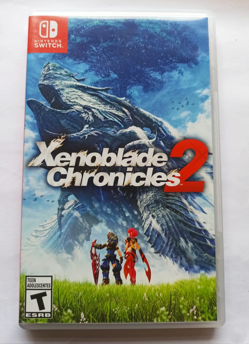 Xenoblade Chronicles 2 - USADO - Nintendo Switch