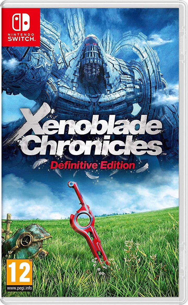 Xenoblade Chronicles Definitive Edition (EUR) - Nintendo Switch - Envio internacional