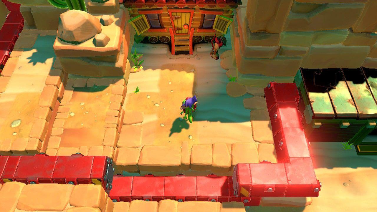 Yooka-Laylee and The Impossible Lair (EUR) - Nintendo Switch - Envio Internacional