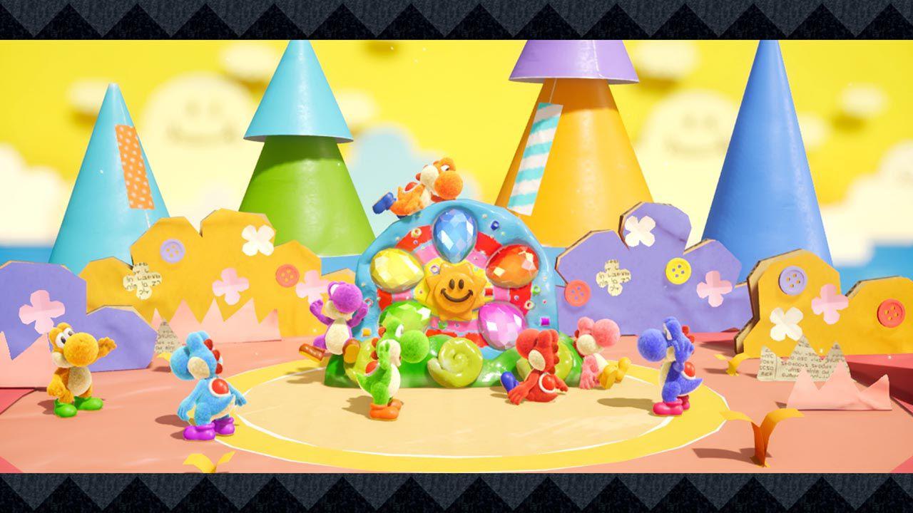 Yoshi's Crafted World - Nintendo Switch - Envio Internacional - Frete Grátis