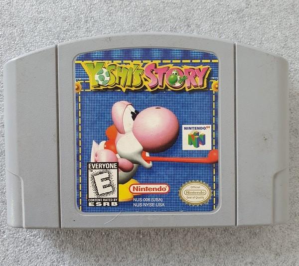 Yoshi's Story- Cartucho - Nintendo 64 - Usado