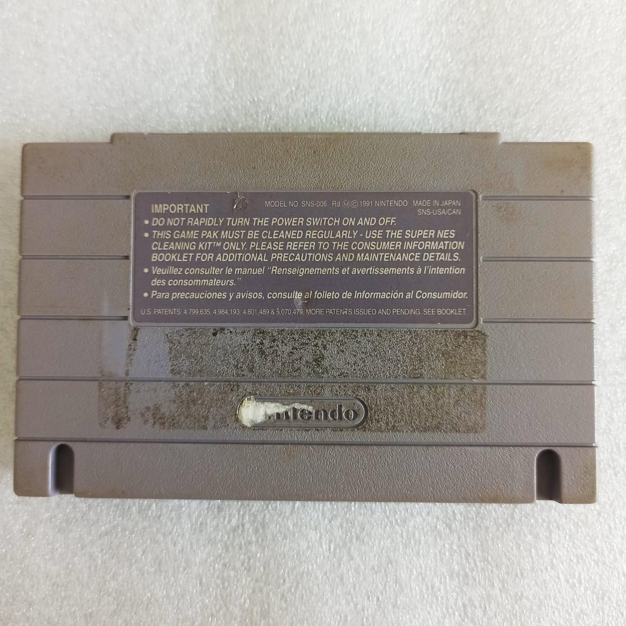 Zelda: A Link to The Past - USADO - SNES
