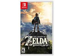 Zelda: Breath of the Wild - Nintendo Switch - USADO
